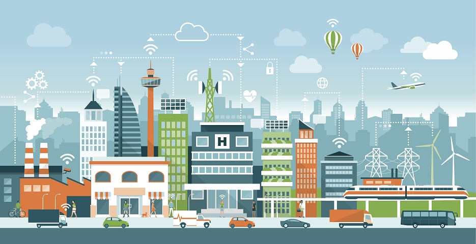 Use cases and Standards of Technologies for Smart cities